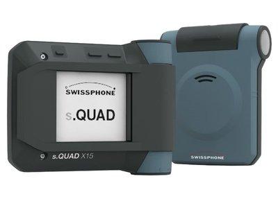 Swissphone s.QUAD X35 - KPN Nat3 of Astrid