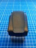 40804061 Swissphone RES.Q Leren tas-Quick draaiklip Flip-Over_