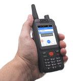 G25 - GSM 4G / Wifi portofoon Zello of RealPTT._
