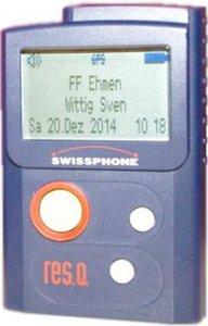 Swissphone ResQ - Astrid Pager Set met Programmer - Demo