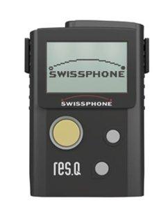 Swissphone Res.Q Flex P2000 - 32 RIC Codes / GPRS.
