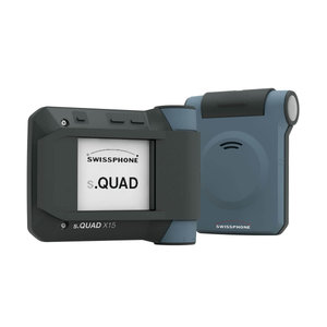 Swissphone s.QUAD/X35 Astrid - 64 RIC Codes