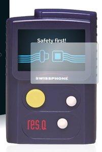 Swissphone RES.Q/DExxx beschermfolie display
