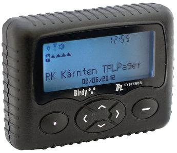 Birdy WP KPN NAT3 voor 06-nummer (spatwaterdicht, stootvast, vaste oplader)