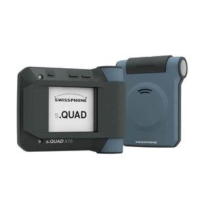 Swissphone s.QUAD X15 KPN NAT3 (NL) - 16 RIC Codes