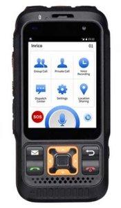 Landelijke/EU Portofoon - Inrico S100 4G/Wifi Netwerk Portofoon