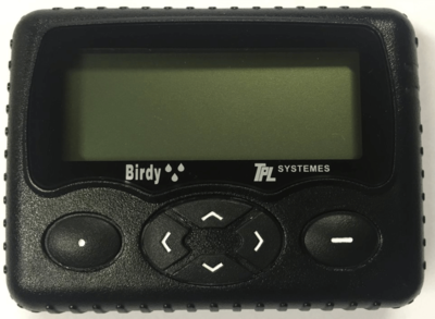 KPN NAT3 Birdy voor 06-nummer  (waterdicht, stootvast, vaste oplader)