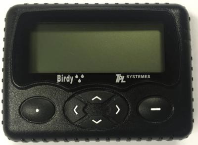 P2000 Birdy (spatwaterdicht, stootvast)